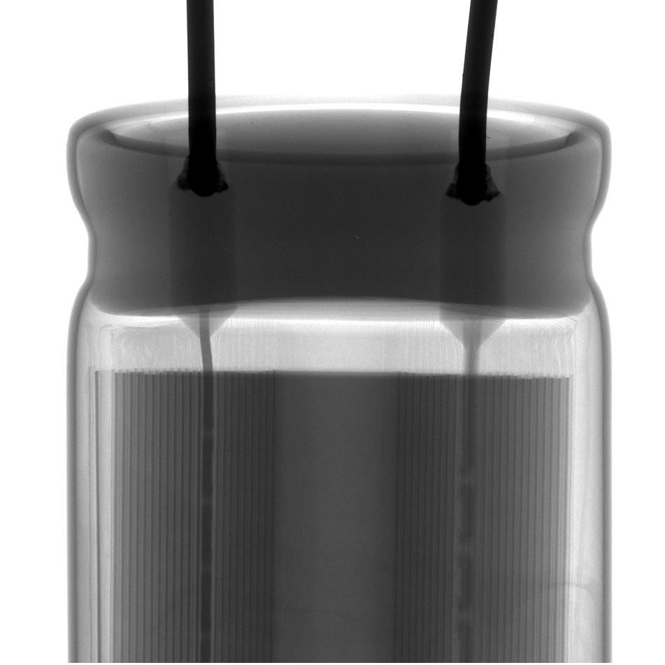 electrolytic capacitor needle bending